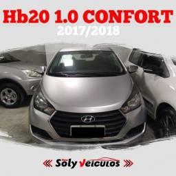 HB20 1.0 Confort _ 17/18