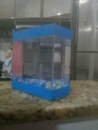 Aquario pra peixe beta