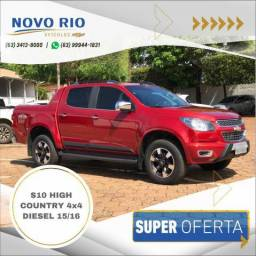 Chevrolet S10 High Country 2.8 Turbo 4x4 AT CD - 2016