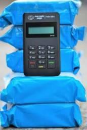 Máquina de cartão Lacrada com NF garantia 3 anos