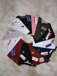 Camisetas Peruanas, Camisas e Bermudas Sarja
