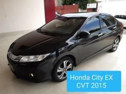 Honda City EX CVT 1.5 AT 2015/Top - 2015