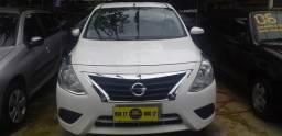 Nissan versa s 1.6 completo unico dono ( gnv grátis opcional )