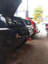 L200 Outdoor 2012 turbo diesel 4x4 2.5 - 2012