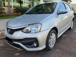 Toyota Etios XLS 1.5 Automatico 2018