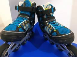Patins Fit 5 Oxelo 35-37