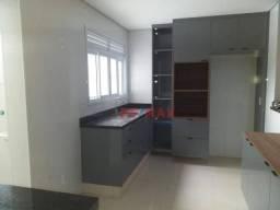 Apartamento com 3 dormitórios para alugar, 82 m² por R$ 2.500/mês - Jardim Paraíso - Botuc