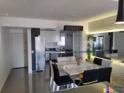 Apartamento de 105 metros no condomínio Pq. Barueri, avalio permuta por terrenos em condom