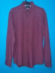 Camisas sociais masculina manga longas