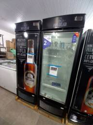 Cervejeira porta de vidro 431L -Tainara Rohling