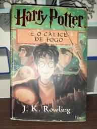 Livro Harry Potter (E o cálice de fogo) ?