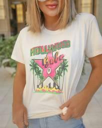 T-shirt Hollywood - P
