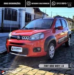 Fiat uno way celebration 1.0 2015