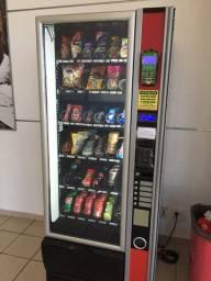 Máquina de snacks/vending machine / nw max