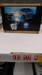 Kit lâmpadas effect blue