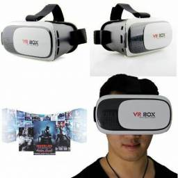 Óculos vr box de realidade VIRTUAL - VJ R$: 80,00