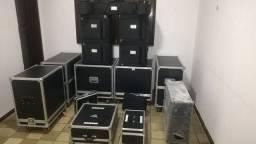 Sistema de Som Electro-Voice dBTechnologies Allen Heath Roland Shure Hartke - carros