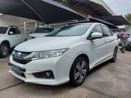 Honda City 2017 / Único dono / Automático