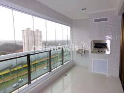 Amplo Apartamento 3 Quartos com 2 Garagens para Aluguel no Le Parc (763792)