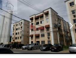 Título do anúncio: Apartamento semi mobiliado em Rio da prata Bangu