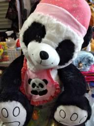 Urso de pelúcia Grande Panda
