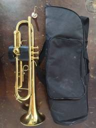 Título do anúncio: Trompete Weril ET 1172 Bb