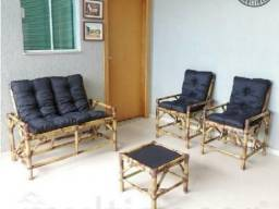 Título do anúncio: Conjunto Móveis de bambú