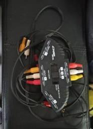Chave Seletora RCA 3 em 1