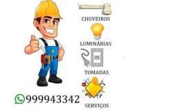 Título do anúncio: Eletricista (Profissional)