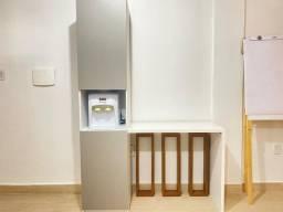 Vendo móvel para gelagua com aparador com acabamento em LACA de alto padrão