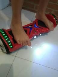Título do anúncio: hoverboard + kart
