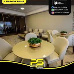 Apartamento com 2 dormitórios para alugar, 50 m² por R$ 3.000/mês - Tambaú - João Pessoa/P