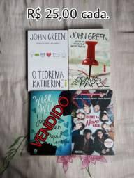 Livros do John Green NOVOS