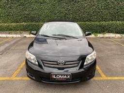 Título do anúncio: Toyota Corolla 1.8 GLI  2011 Extremamente Novo - Baixíssima Km - Automático - Couro