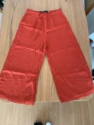 Calça pantalona - Tamanho M (marca Youcom)