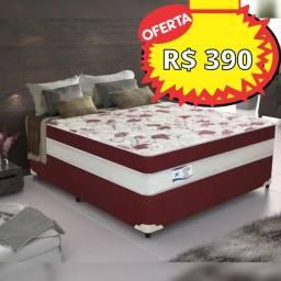 Promoção Relâmpago - Cama Box Alta 60cm - Direto da Fábrica