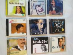 15 CDs MPB por $ 30,00