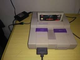 Super Nintendo (leia o anúncio)