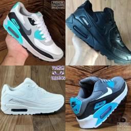 Título do anúncio: Tênis Nike Air max 90 varias cores, fazemos entregas