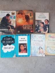 7 romances por 70$