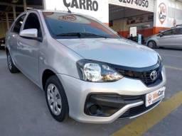 Toyota ETIOS X Sedan 1.5 Flex 16V 4p Aut.