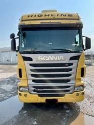 Título do anúncio: Scania Highline R 440 6x2