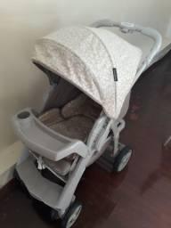 carrinho de bebê em ótimo estado