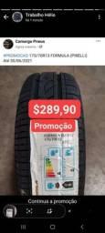 Super promocao pneu aro13 pirelli