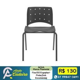 Título do anúncio: Cadeiras ISO de Plástico para Auditório Igrejas Reuniões