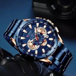 Relógio  Sea Blue Original Curren