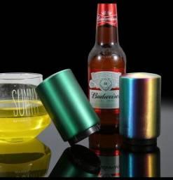 Abridor de garrafas, prático e fácil de usar !!