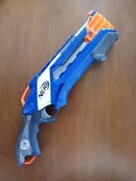 Título do anúncio: Arminha de brinquedo Nerf 2 peças