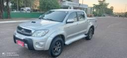Hilux SRV Diesel Automática 2010