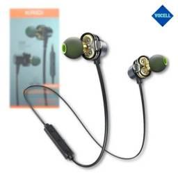 Fone De Ouvido Bluetooth Com Som Surround 4d Estéreo Fitness